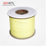 5.5x5.5mm Kevlar Oven Roller Rope For Glass Quench Tempering Furnace