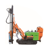 Low Price China Surface DTH Drill Rig