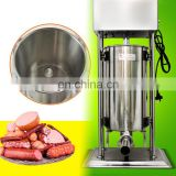 Electric 3kg Automatic Making Sausage Filler Linker Banger Filling Vacuum Sausage Stuffer Machine