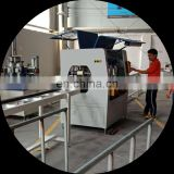 Excellent rolling machine for aluminum profile with two axis