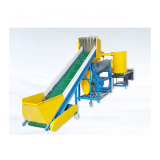 Plastic PET Bottle Recycling Line Recycling Plant Machine