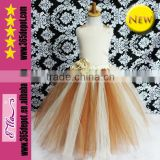 New Type Little Girl Wedding Dress Girls Party Dresses Length To The Ankle Dress