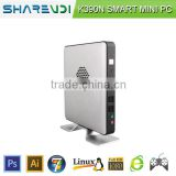 Lowest Factory Price ultra low power mini pc with optional 2G 8G 16GRAM, 32G 64G 128G SDD