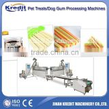 Automatic Popular Pet Chewing Gum Machine/Pet Treat Product Making Machine/Production Line/Processing Machine