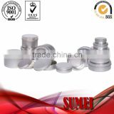 round screw lid tin