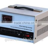 Hot Sales AVR 1KVA Single phase Servo Motor Automatic ac Voltage Stabilizer---Goter Power