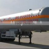 SINOTRUK manufacture LPG tank trailer/used trailers to south africa for sale