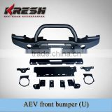 Jeep bumper AEV Front Bumper for jeep Wrangler JK , other style including Mopar, poison spyder, 10th anniversary                                                                         Quality Choice