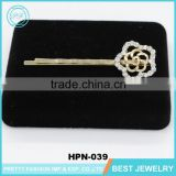 Crystal Rhinestones Hair Pins, Beautiful Hair Accessories For Every Occasion, Arrives In Gift Box