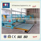 2015 professional metal coil Straighten and leveling cut to length machine