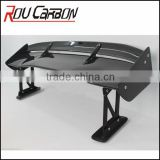 CARBON FIBER BODY KITS FOR MITSUBISHII EVOLUTION X EVO 10 EX VOLTEX 5 REAR SPOILER WING
