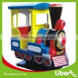 indoor children trains,electric amusement park kids used train for sale,kids train outdoor playground LE.EL.036