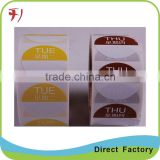 printable sticker labels / paper printing labels / customized private label                                                                         Quality Choice