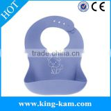 manufacturer OEM waterproof silicone baby bibs dental bib