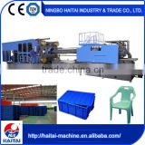 HTW2000/JD Fast Precision professional disposable tableware plastic injection molding machine