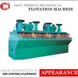 SF Type Gold Beneficiation Used Inflatable Mechanical Flotation Machine