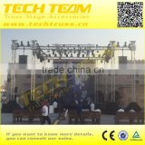 12m Height 2000kg loading Aluminum Stage Truss Tower For Lift Truss                                                                         Quality Choice