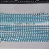 Wholesale roll rhinestone cup chain