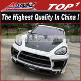 High quality PU body kit for 2011-2014 Porsche Cayenne 958 LU style bodykit