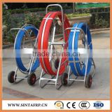Fiberglass Push Pull Rod/Cable Rods/Durable Snake Duct Rodder
