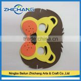 China Wholesale High Qualitycheap party masks , foam wild animal masks , hallween eva foam animal mask