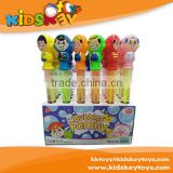 Cartoon soap bubble toy toy bubble pipes bubble toy with kids toy