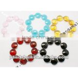 Fashion Glass Bracelets Wholesale, Hinged Bangle(BJEW-JB00172-BJEW)