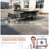 2014 new arrival Australian design camper trailer/travel trailer with independent suspension system