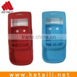 silicone phone jacket phone housing for blackberry 8520