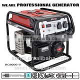 Hot Sale! 6.5KW Homemade Electric Key Start Gasoline Generator