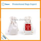 Custom Printed candy bag cotton drawstring bag yiwu bag                                                                                                         Supplier's Choice