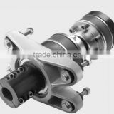 Constant-velocity joint with integral thrust bearing/drive for propeller shaft