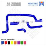 ATV radiator coolant silicone hose kit for Polaris ATP 500 2005 Radiator Coolant Hose Parts