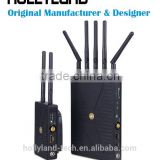 TV Broadcast Equipment_Wireless HDMI Transmitter and Receiver, Wireless SDI Transmitter, 300 meters