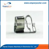 Professional Manufacturer Stainless Steel Solar Panel Mounting Cable Clips