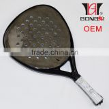 Best quality beach paddle carbon titanium material 3.8thick 370g OEM