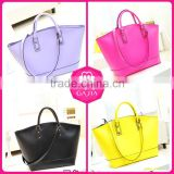 High quality and fashion PU handbags shoulder bag ladies hand bag OEM service factory wholesale Charm Handbags for Ladies
