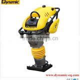 DYNAMIC best spare parts oil tamping rammer with 4-stroke petrol engines designed and mix fuel and oil easy starting