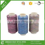 100% polyester spun yarn PET High Strength Dope Dyed DTY Filament Yarn, Semi-Dull 100 cotton yarn