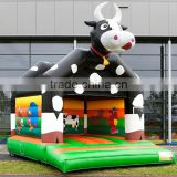 popular air bouncer inflatable trampoline,inflatable jumping castle customized