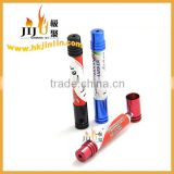 JL-113 Yiwu Jiju China Supplier Aluminum Stick Tobacco Pipe
