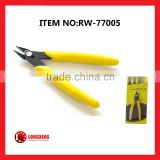 Factory Supply shape small light wire cutter of cutting tools /5 inch Micro Flush Trim Shear Cutter