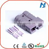 power connector UL listed sc50 50A 600V with gray housing and SC6 silver plated contacts