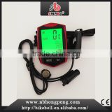 2016 Bicycle Accessories Wholesale Speedometer Bike Cheap Bicycle Computer