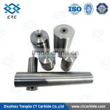 Hot sale tungsten carbide press rolls for steel plates with good wear resistance round drill rod made in China