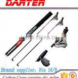 Fashion carbon fiber popular cheap cross country ski pole
