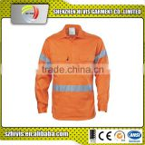 Roadway Products In Darkness Flame Retardant Work Shirt