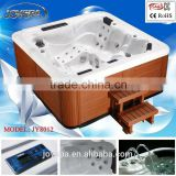 2016 new design hot sale low price freestanding outdoor spa tubs