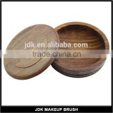 Wholesale Wooden Shaving Bowl With Lid Wood Shaving Bowls Makeup Mask Bowl