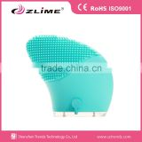 eco-friendly silicone facial brush,silicone facial cleanser brush,high quality face cleaning brush